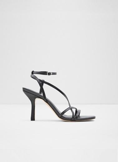 Aldo Rendalith - Siyah Kadin Topuklu Sandalet Siyah